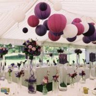Party hire accesories