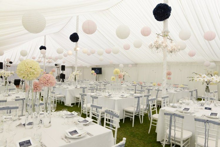 Wedding hire - Marquees for hire