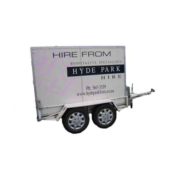 Chiller trailer and BBQ for Hire