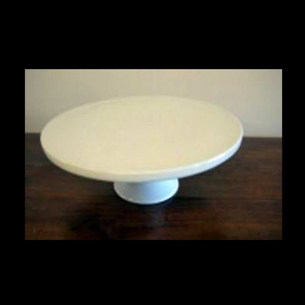 Cake Stand White Marquee Party Wedding Hire Equipment