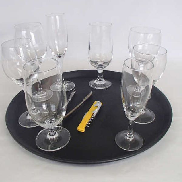 Bar utensils and accessories for hire