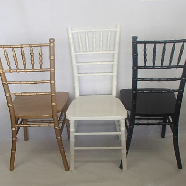 Chair Hire & Chair Hire Christchurch NZ - Chairs Tables Linen Hire | Hyde Park Hire
