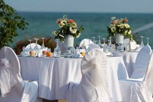 Wedding Party Hire - chairs, tables, linen